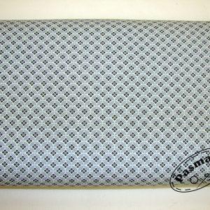 Mozaika na jeansowym – tkanina bawełniana