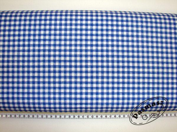Kratka szafirowa 5mm – tkanina bawełniana