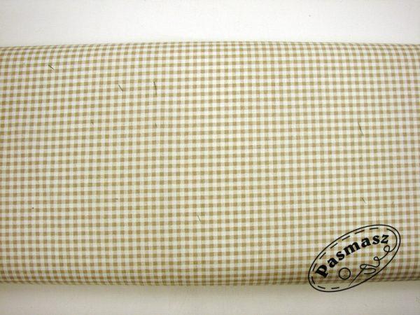 Krateczka beżowa - tkanina bawełniana