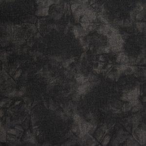 Czarny marmurek – tkanina bawełniana