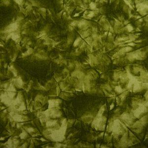 Zielony marmurek – tkanina bawełniana