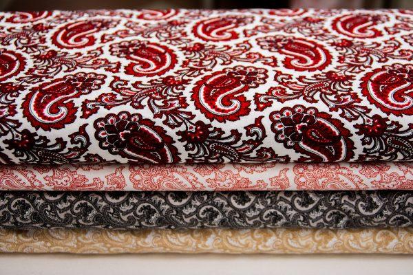 Paisley – tkanina bawełniana