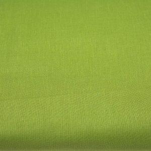 Zielone jabłuszko - tkanina bawełniana