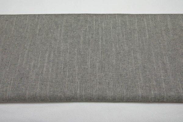 Boho czerń - tkanina bawełniano-poliestrowa