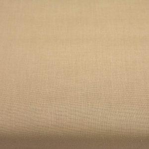Ciemny beż - tkanina bawełniana