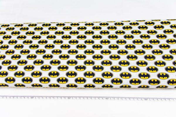 Batman - tkanina bawełniana