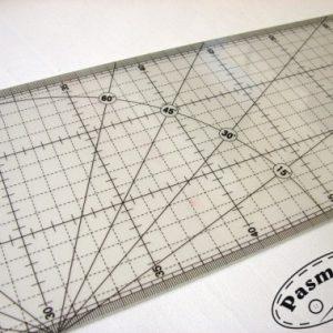 Linijka do patchworku 15x60cm