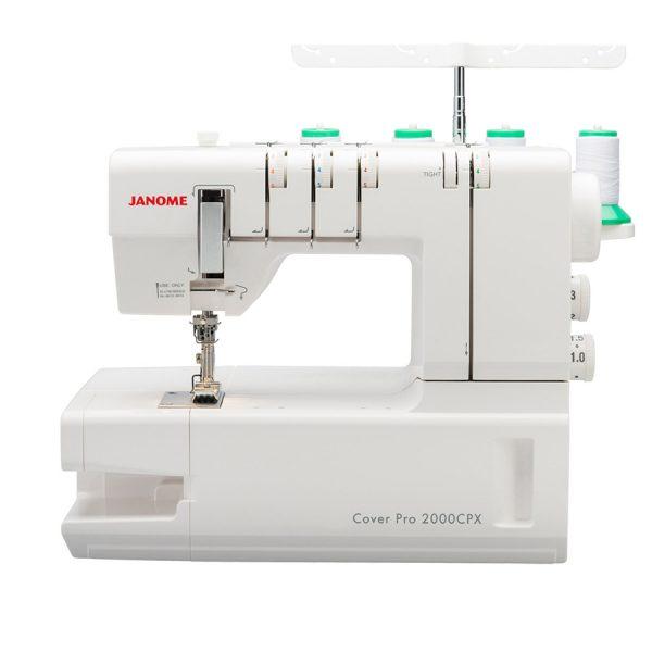 Maszyna do szycia Cover JANOME 2000CPX