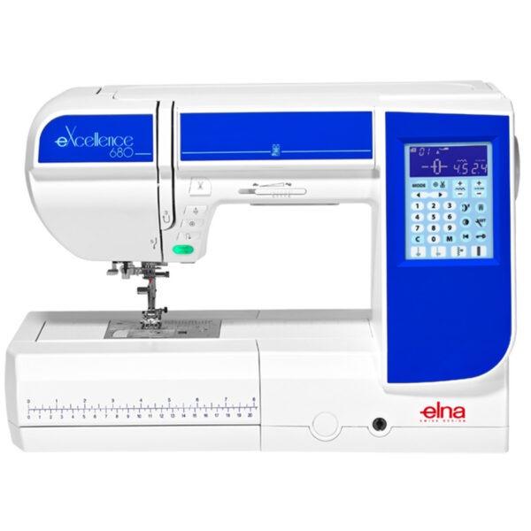 Maszyna do szycia Elna 680