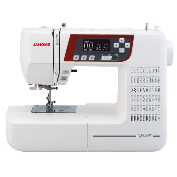 Maszyna do szycia Janome QXL605