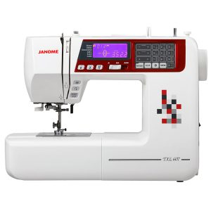 Maszyna do szycia Janome TXL607