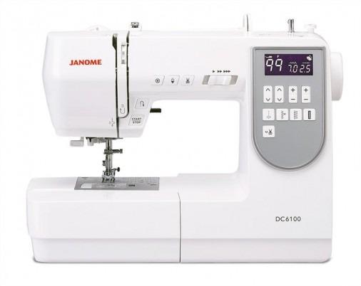 Maszyna do szycia Janome DC6100