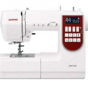 Maszyna do szycia Janome DM7200