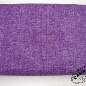 Fiolet adwentowy - tkanina bawełniana