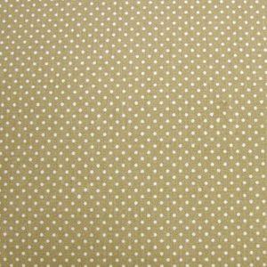 Kropeczki na beżu - tkanina bawełniana