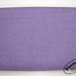 Tkanina bawełniana nadruk fioletowy bawełna-poliester